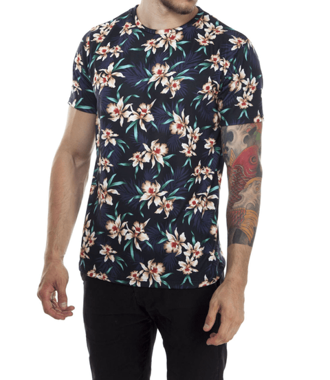 Orchid tshirt - Slim fit