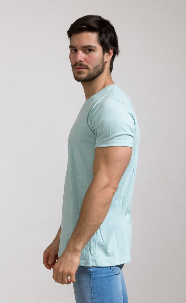 Brooklyn tshirt - aqua - buy online