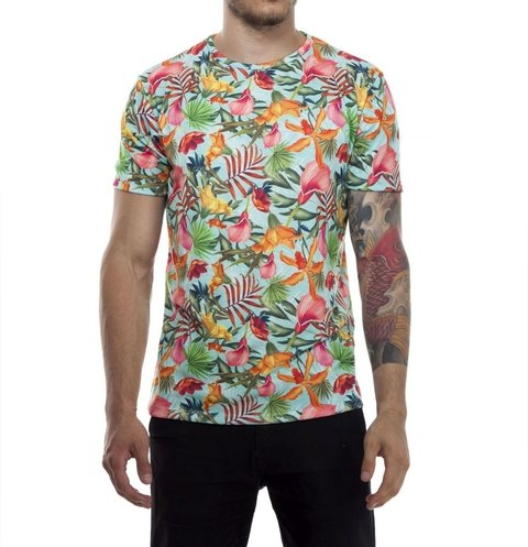Spring Break tshirt - Slim fit en internet
