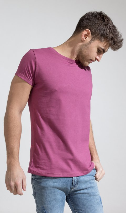Brooklyn Tshirt - Grape - comprar online