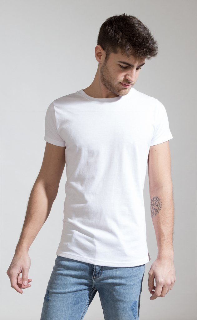 Brooklyn Tshirt - White en internet
