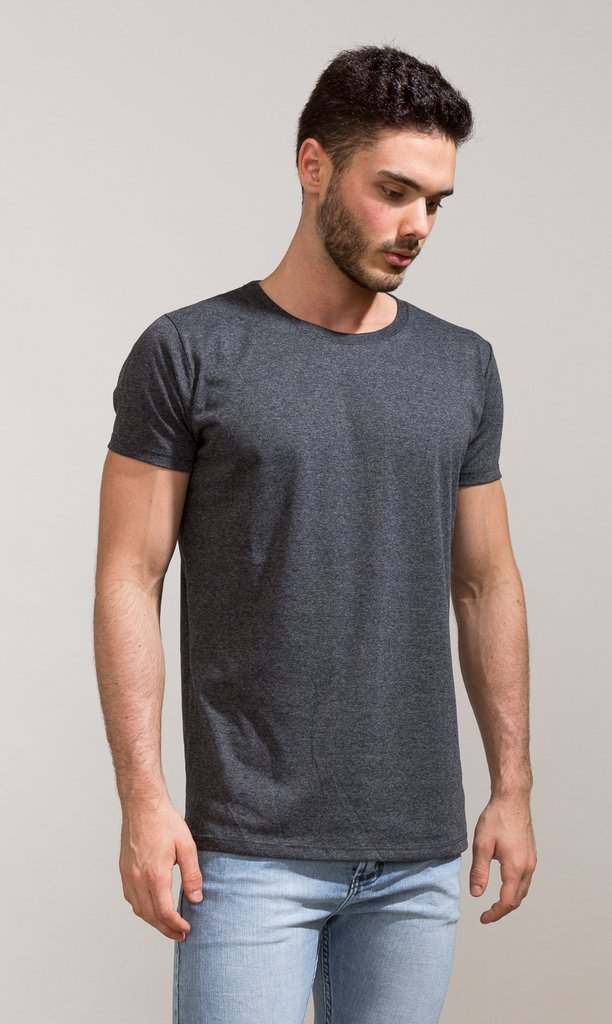 Brooklyn tshirt - dark grey
