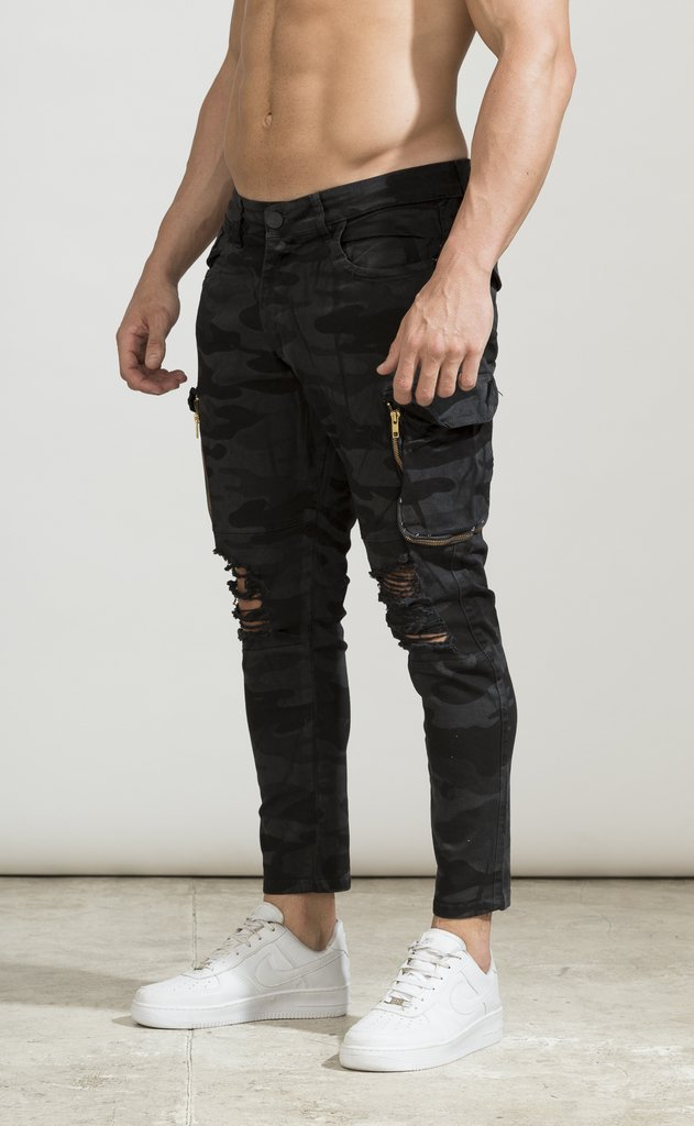Cargo kamooflash pants - buy online