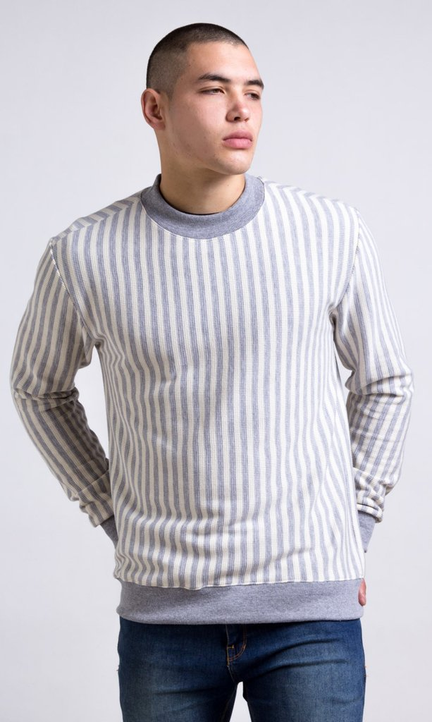 Bruno Stripes Sweatshirt - comprar online
