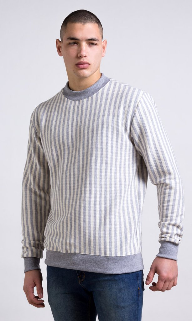 Bruno Stripes Sweatshirt en internet