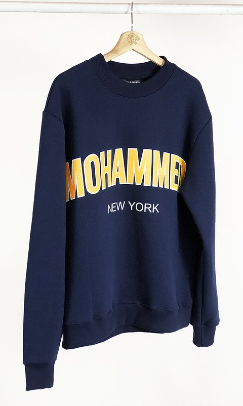 Mohammed New York Vintage Sweatshirt - buy online