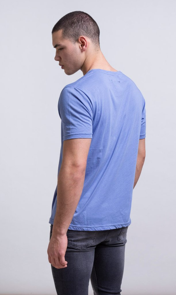 Basic tshirt - Regular fit - cerulean - comprar online
