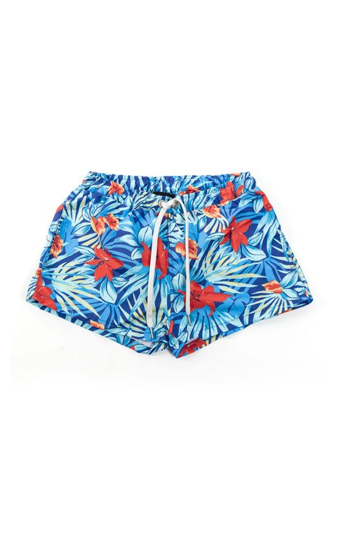 Deep jungle swimshort