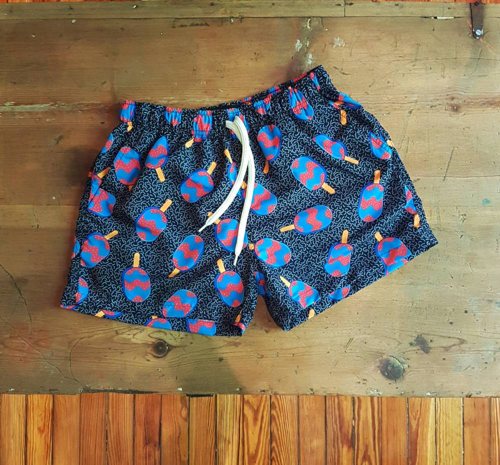 Ice Cream Pop Swimshort