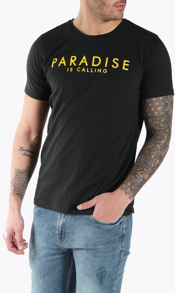 Paradise is calling - slim fit