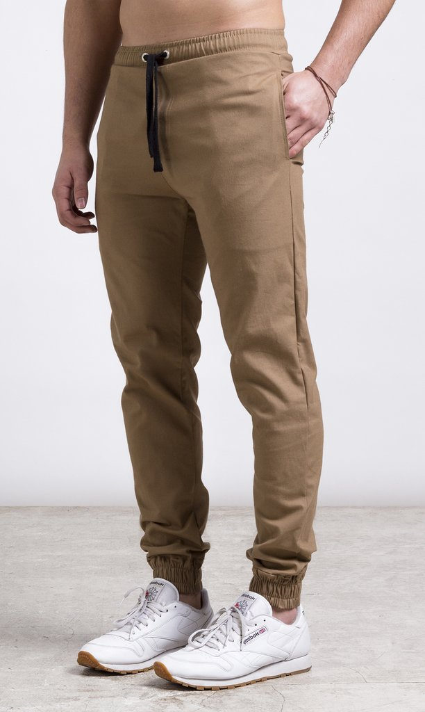 Mohammed Gabe Skinny Jogger - Army (copia)