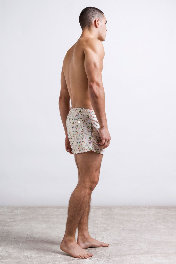 Beach swimshort - Short cut - online store
