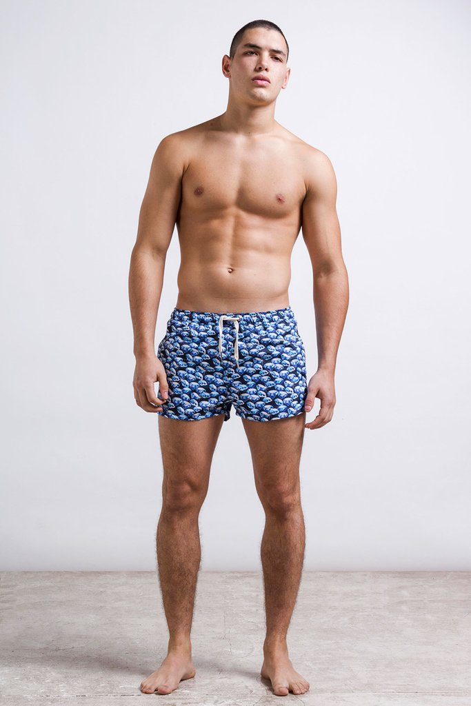 Diamonds ar forever swimshort