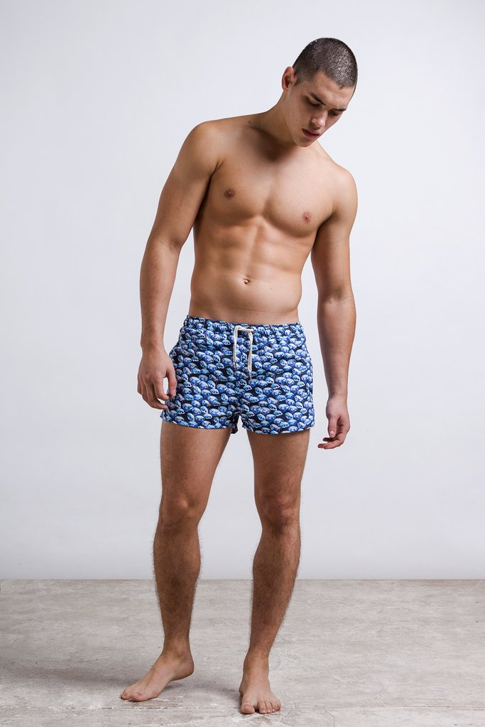 Diamonds ar forever swimshort - Mohammed
