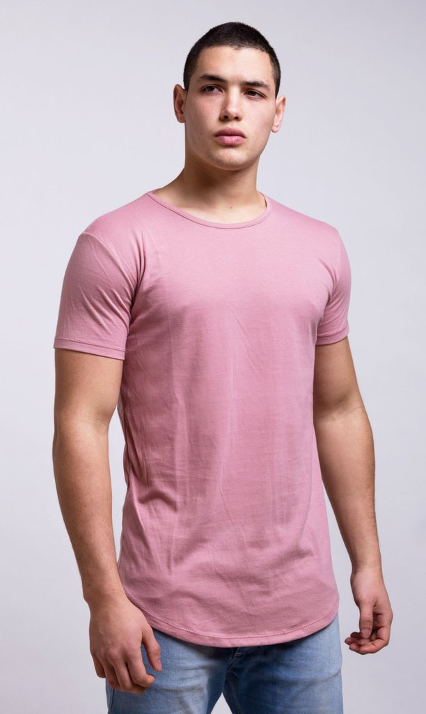Maxi Tshirt - Old pink - buy online