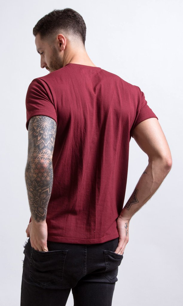 Remera Noah (Wine) - buy online