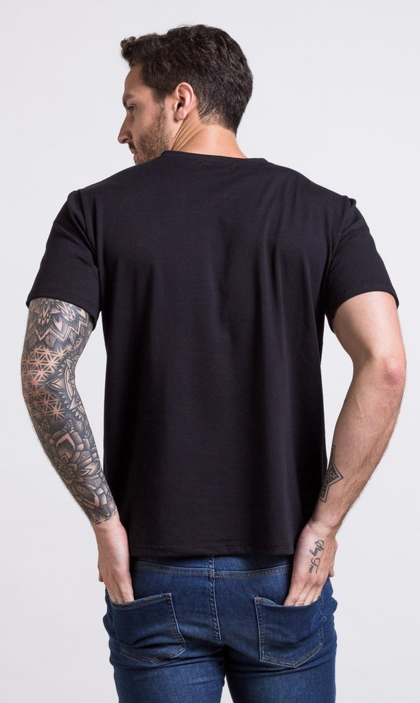 Regular tshirt - black - Mohammed