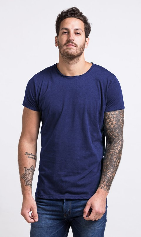 Brooklyn Tshirt - Blue