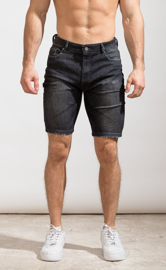 Duke Black bermudas - Harvey & Willys