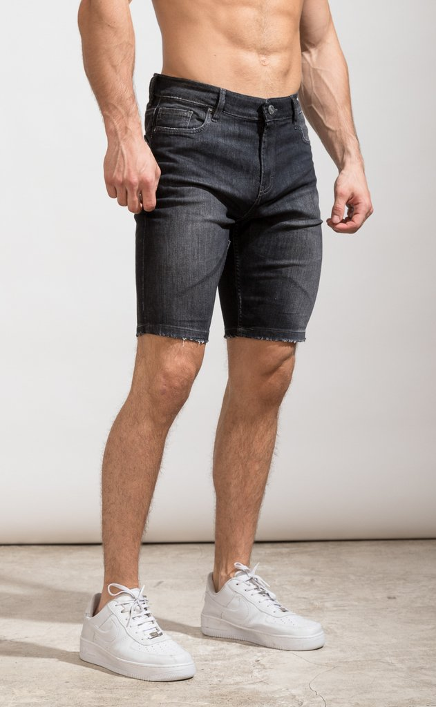 Duke Black bermudas - Harvey & Willys - buy online