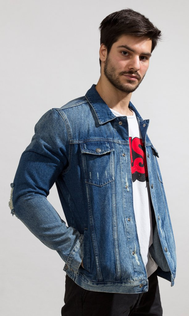 Denim Jacket - Montana