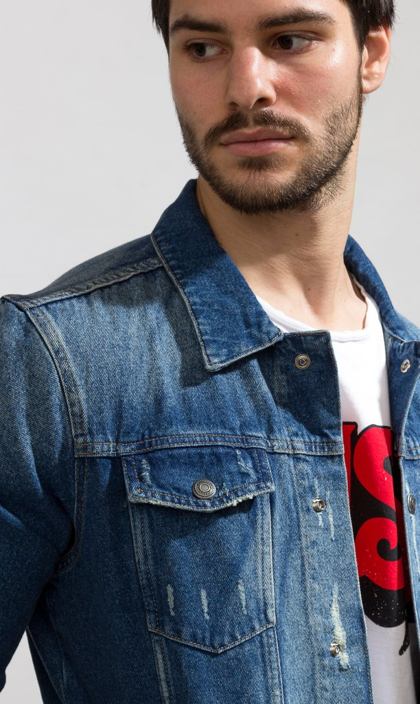 Denim Jacket - Montana - Mohammed