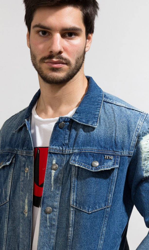 Denim Jacket - Montana - online store