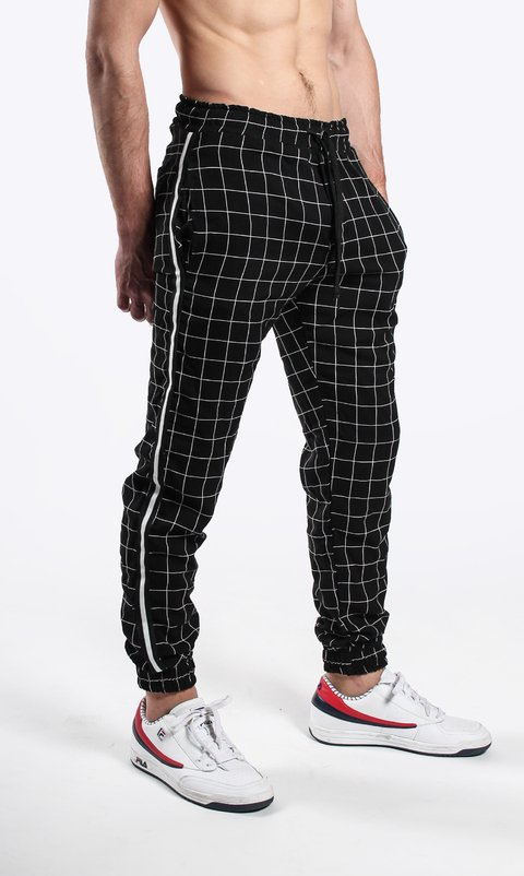 Checkers summer pant