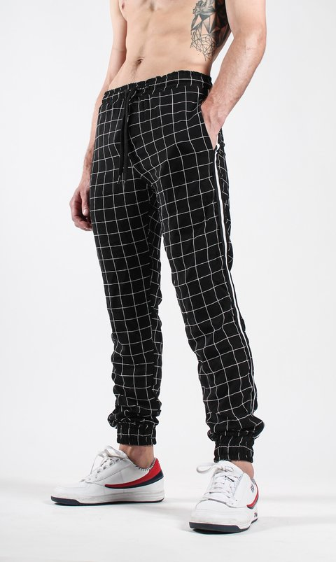 Checkers summer pant - Mohammed