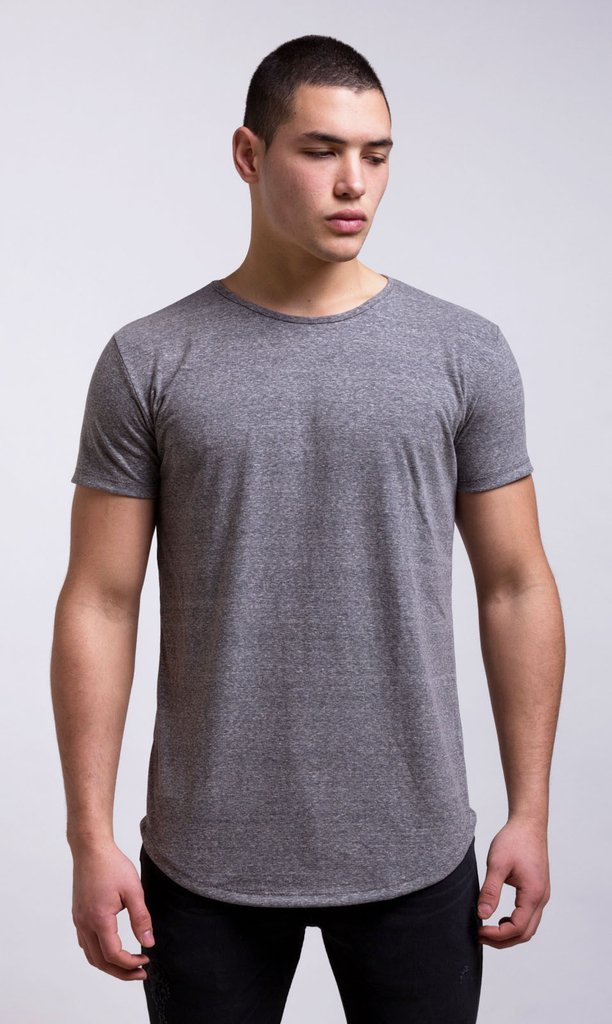 Maxi Tshirt - Just Grey - buy online