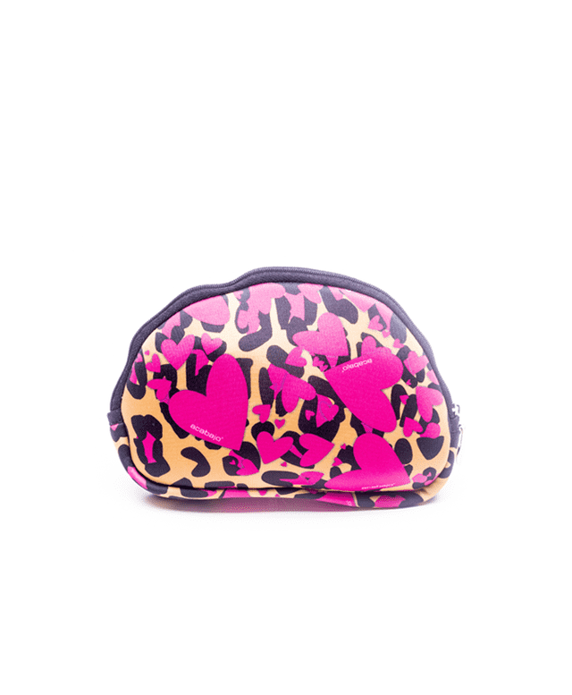 Neceser curvo Animal Print