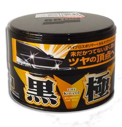 Soft99 Extreme Gloss Black Hard Wax 200g