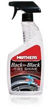Mothers Back to Black Tire Shine - 710ml