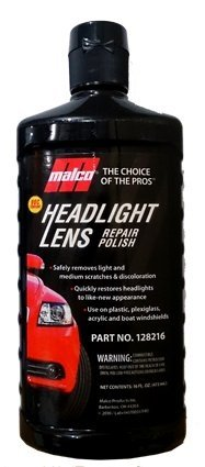 Malco Headlight Lens Repair