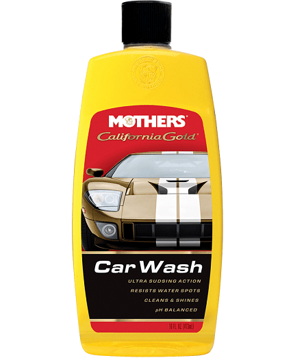 Mothers California Gold Car Wash (473ml)