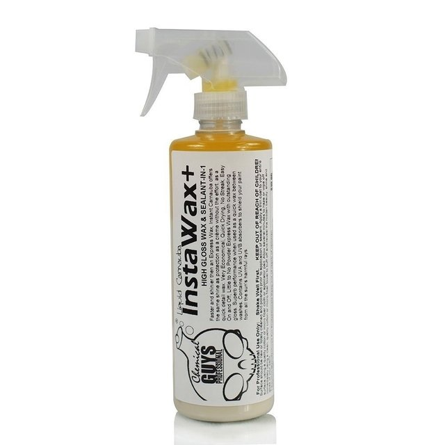 Chemical Guys InstaWax + Carnauba Spray (473ml)