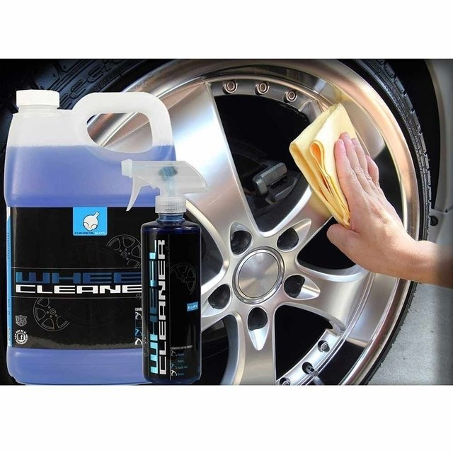 Chemical Guys Signature Series Wheel Cleaner - Limpador de Rodas - Car Coating : Car Care é Conosco!!
