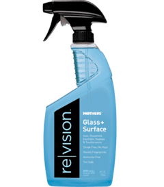 Mothers Revision Glass + Surface Cleaner - Limpador de vidros Revision (710ml)
