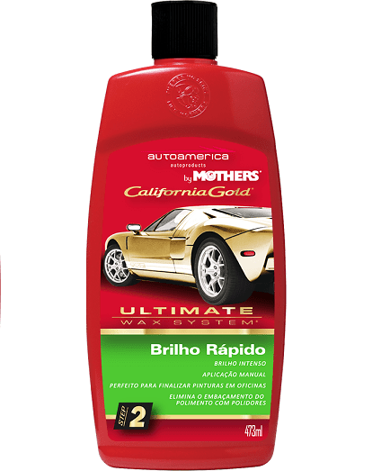 Mothers Brilho Rápido (Micro-Polishing Glaze) 473ml