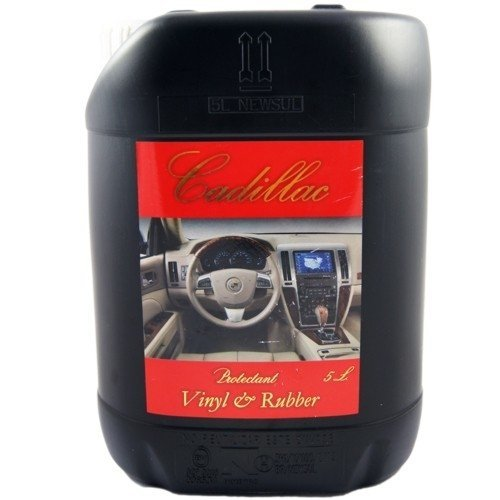 Cadillac Protectant Vinyl & Rubber - 5LT