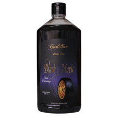 Cadillac Black Magic - Limpa Pneu 500ml - comprar online