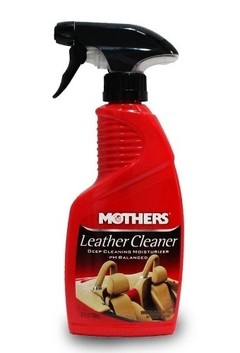 Mothers Leather Cleaner Limpador De Couro 355ml