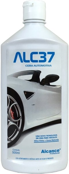 Alcance ALC37 Cera Automotiva 500ml