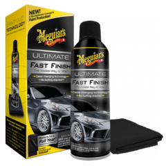 Meguiars Cera Ultimate Fast Finish - Aerosol 251,4ML