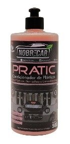 Nobre Car Condicionador de Plásticos Pratic 500ml