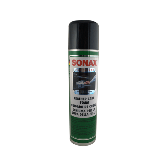 Sonax Leather Care Foam Spray (400ml)