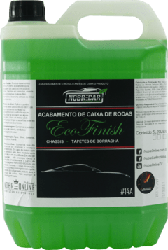 Nobre car Eco Finish 5L