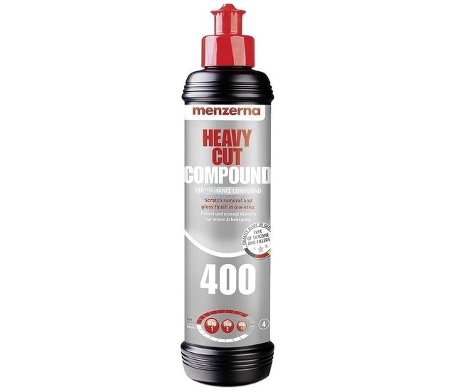 Menzerna Heavy Cut Compound FG400 250ml