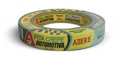 Adere Fita Crepe Verde Automotiva (18mm x 50m)