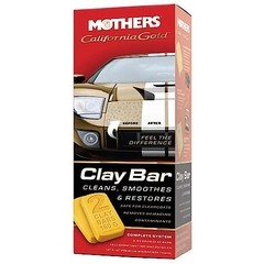 Mothers Clay Bar System - Show Time / Flanela / Clay Bar - comprar online